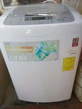 Vendo lavadora LG funcional