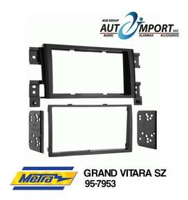 Adaptador De Radio Metra Grand Vitara Sz 2006-up