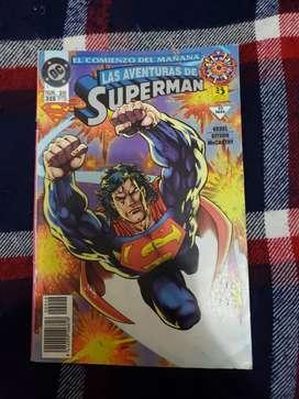 De oportunidad comic original vintage superman  completo