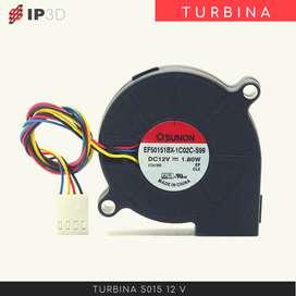 Turbina 5015. 12V