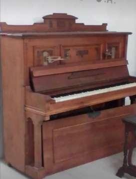 Piano Blankenstein London y Berlín