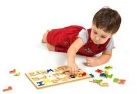 Se requiere una persona con experiencia de cuidado de niño Especial