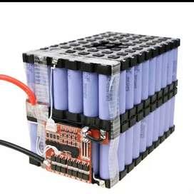 baterías de litio para bicicletas eléctricas
