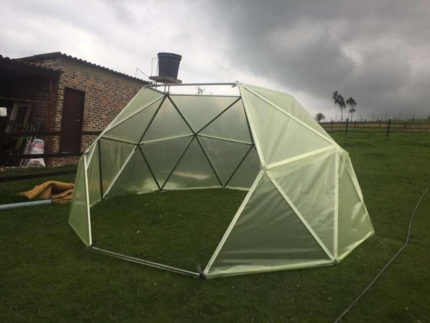 Kit domo invernadero 0