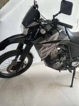 Yamaha xt 660 al día 2008