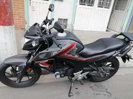 Hermosa Honda CBF 160 STD ed. Especial