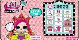 Muñecas L.o.l Surprise!.#hair Goals