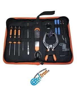Kit herramientas para reparación de celulares