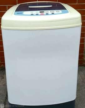 Excelente lavadora marca SAMSUNG edición de lujo