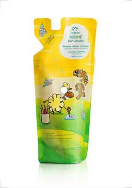 Shampoo naturé cabello rizado de 250ml natura toin oin oin