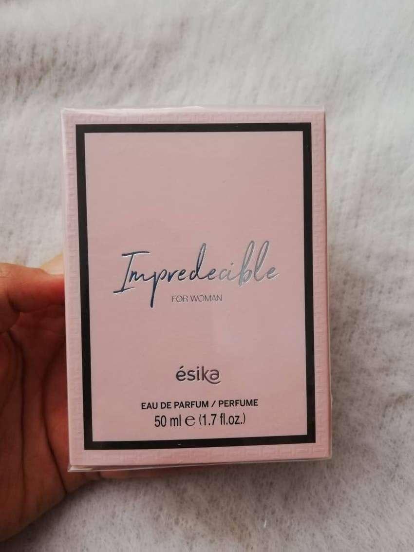 Perfume Impredecible de Esika 0