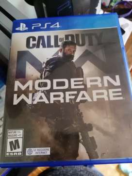 MODERN  WARFA CALL of DUTY DE PS4