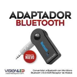 Auxiliar de Audio Bluetooth 4,0