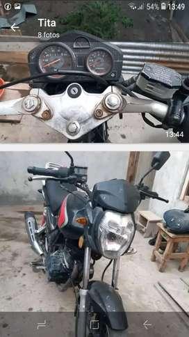 moto marca Loncin