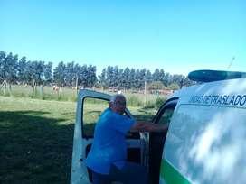 Ambulancia traslados programado