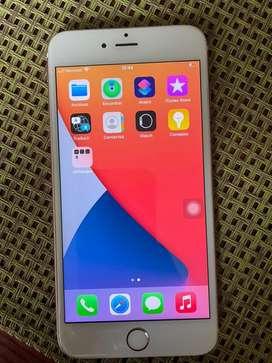 Iphone 6s Plus / 64 gb (Color Oro Rosa) excelente estado