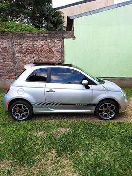 VENDO FIAT 500 EXCELENTES CONDICIONES 1.4