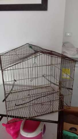 Vendo jaula en buen estado