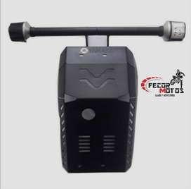 pechera y sliders de proteccion para yamaha fz2.0