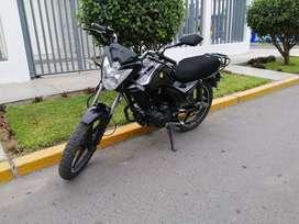Vendo motocicleta Wan Xin 150 - 2018