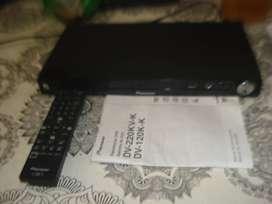 Reproductor De Dvd Pionner Dv 220kv Hdmi Usb Exc.no Envo