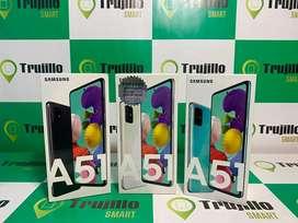 Samsung Galaxy A51 128 gb tienda fisica caja sellada