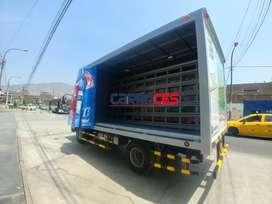 Fabricación y venta y de furgón cortinero para cualquier tipo de camión.