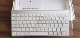 Teclado Inalámbrico Apple Keyboard