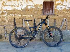 VENDO MTB IBIS DOBLE SUSPENSION BICICLETA