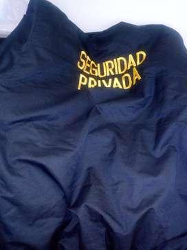 Chaqueta Seguridad Privada