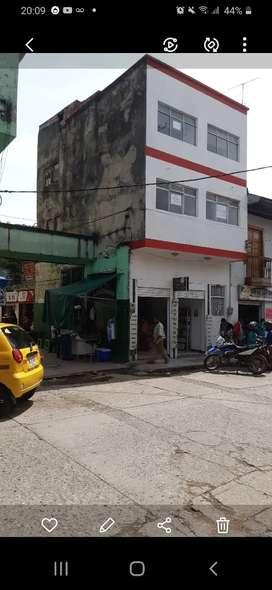 Vendo hemoso edificio en el comercio del libano tolima local comercial y dos