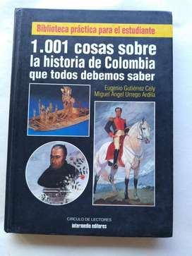1001 cosas de la Historia de Colombia
