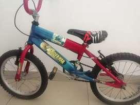 Vendo cicla para niño