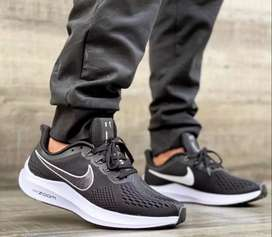 Zapatos nike zoom gris hombre