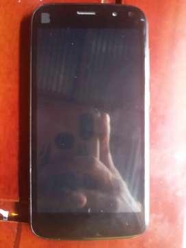 Se vende teléfono BLU en buen estado tiene solo días de uso