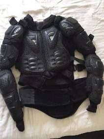 traje para moto fox