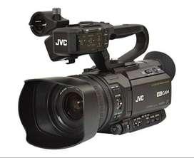 Vendo filmadora JVC