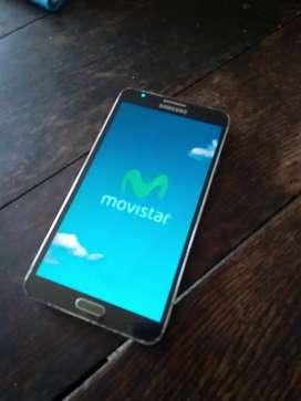Módulo con marco Samsung Note 3 Azul