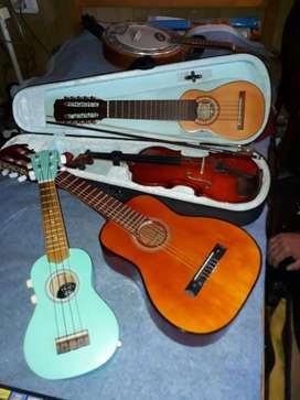 Instrumentos de Cuerdas