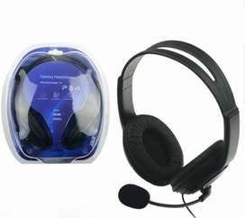 Auriculares para Ps4 con Microfono ps4 pc celular