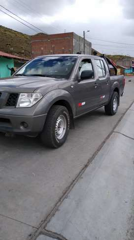 Vendo camioneta Nissan Navara