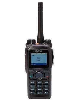Radio Portátil Hytera Digital Profesional PD786 IP67