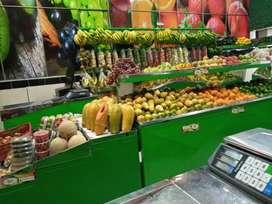 Vendo fruver