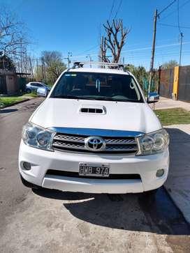 Toyota sw4 srv año 2009