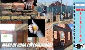 CONSTRUCCIONES en Mendoza Marcos Pereira