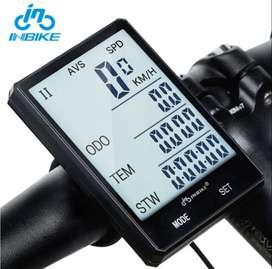 Velocímetro Odometro Bicicleta Inalambrico Con Soporte 2.8