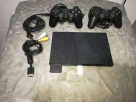 Play 2 programado USB 2 juegos controles originales y memoricard