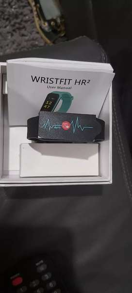 Reloj de bluetooth wristfit hr2