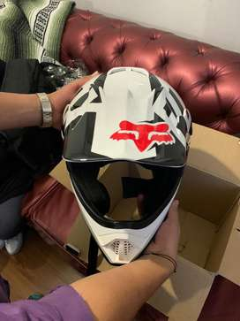 VENDO CASCO FOX V1 ORIGINAL M