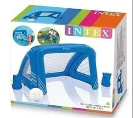 Cancha Futbol Inflable Piscina Intex